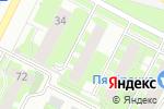 Схема проезда до компании Антинаркотические программы в Перми