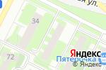 Схема проезда до компании Центр экологической политики и культуры в Перми