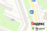 Схема проезда до компании ТочкаЦветочка в Перми