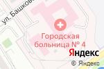 Схема проезда до компании Перммедтехника в Перми