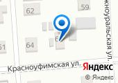 Пермавтоком на карте