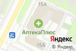 Схема проезда до компании Академия детства в Перми