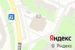 Схема проезда до компании Западно-Уральский банк в Перми