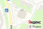 Схема проезда до компании Вознесенский в Перми