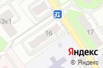 Схема проезда до компании МОИ ДОМА в Перми