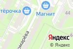 Схема проезда до компании Пермская краевая коллегия адвокатов в Перми