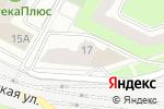 Схема проезда до компании Сантехника+ в Перми