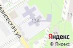 Схема проезда до компании Детский сад №100 в Перми