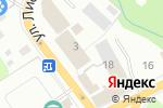 Схема проезда до компании Актив Драйв в Перми