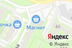 Схема проезда до компании АРТ-Сервис в Перми