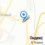 Anaconda на карте Перми