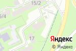 Схема проезда до компании Юнивер Кингдом в Перми