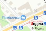 Схема проезда до компании Шоколадный вкус в Перми