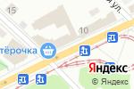 Схема проезда до компании 585/GOLD в Перми