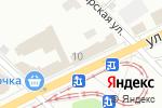 Схема проезда до компании DVA-Окна в Перми