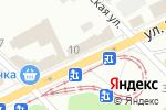 Схема проезда до компании ПластОК в Перми