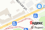 Схема проезда до компании Детская библиотека №1 им. А.П. Гайдара в Перми