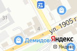Схема проезда до компании Трактиръ в Перми