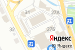 Схема проезда до компании ФурниТЕРРА в Перми