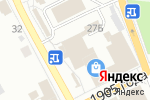 Схема проезда до компании У`Дачное место в Перми