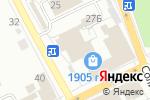 Схема проезда до компании Трикотажка в Перми