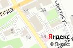 Схема проезда до компании Старт в Перми