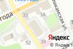 Схема проезда до компании Talismen в Перми