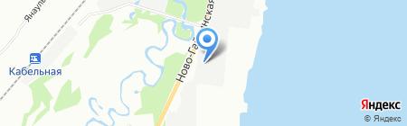 Стройснабжение на карте Перми