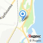 Гайва-Моторс на карте Перми