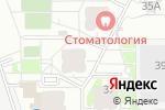 Схема проезда до компании Фортлайн в Перми