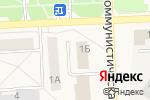 Схема проезда до компании Городская библиотека ЗАТО Звёздный в Звездном