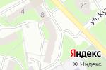 Схема проезда до компании Лия в Перми