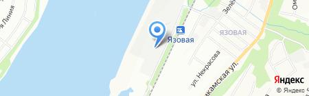 БлокерСтрой на карте Перми