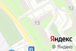 Схема проезда до компании Аксиома в Перми