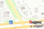 Схема проезда до компании АВТОЗАПЧАСТИ АВТОСТЕКЛО АВТОРЕМОНТ в Перми