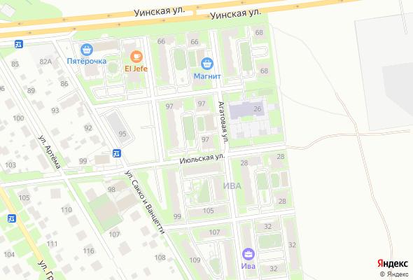 продажа квартир Спортивный микрорайон Ива