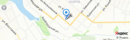 TRUCK SERVICE на карте Перми
