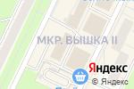 Схема проезда до компании Маг Дог в Перми