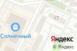 Схема проезда до компании Бонифаций в Перми