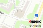 Схема проезда до компании Магазин трикотажа в Перми