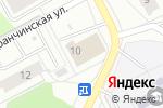 Схема проезда до компании Общественная приемная депутата Пермской Городской Думы Манина В.Г. в Перми