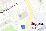 Схема проезда до компании Спортивная федерация тхэквондо Пермского края в Перми