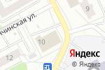 Схема проезда до компании Центральная автошкола Перми в Перми