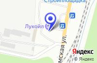 Схема проезда до компании ТФ ЛЯДОВ О.Л. в Соликамске