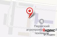 Схема проезда до компании Общежитие в Бершете