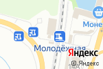 Схема проезда до компании Наша в Перми