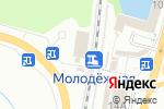 Схема проезда до компании Магазин товаров для дома и дачи в Перми
