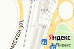 Схема проезда до компании 5 Колесо в Перми