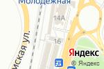 Схема проезда до компании City Style в Перми