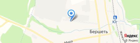 Банкомат Альфа-Банк на карте Бершетя